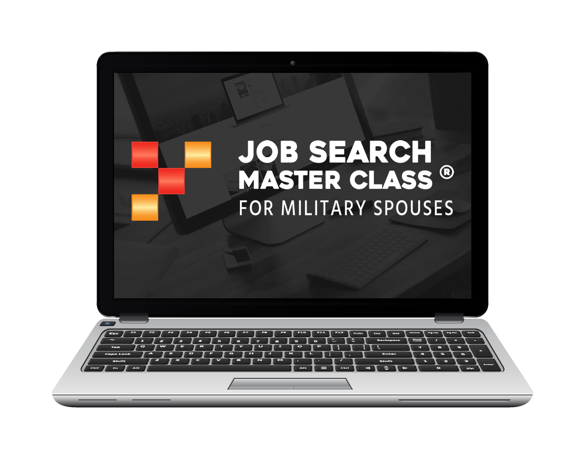 Job Search Master Class® for Military Spouses