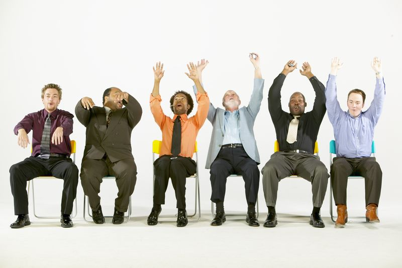 employees satisfied with management