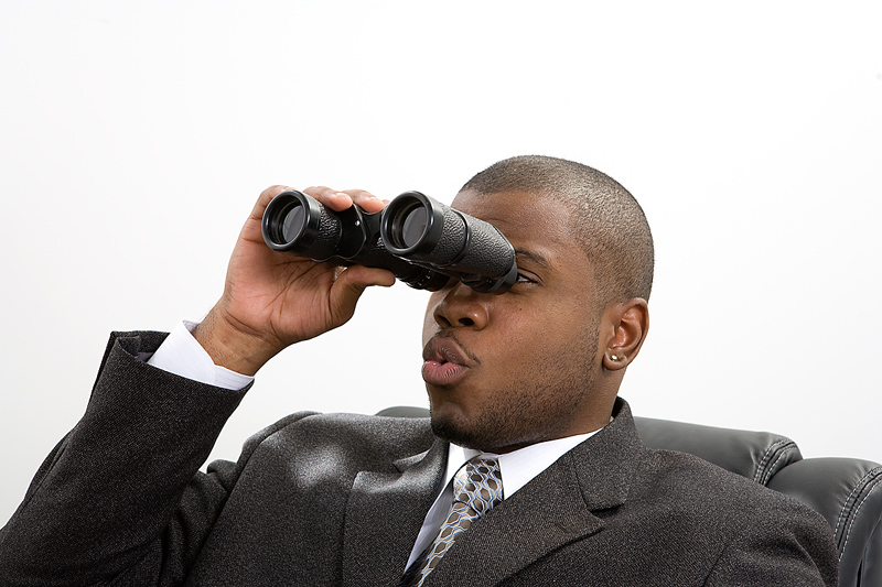 Banish the Job Search Crap – You're Being Watched!