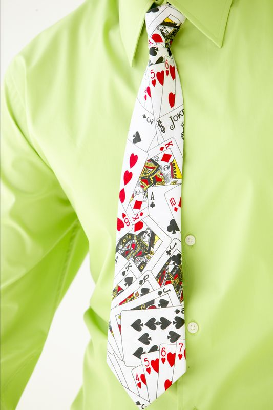 Dress for Job Interview Success - What Not to Wear