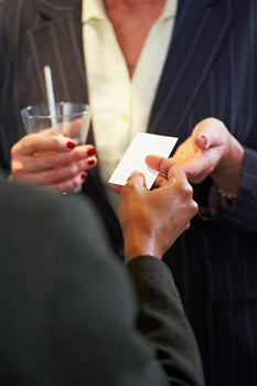 Are you Attending Executive Networking Events for Your Job Search?