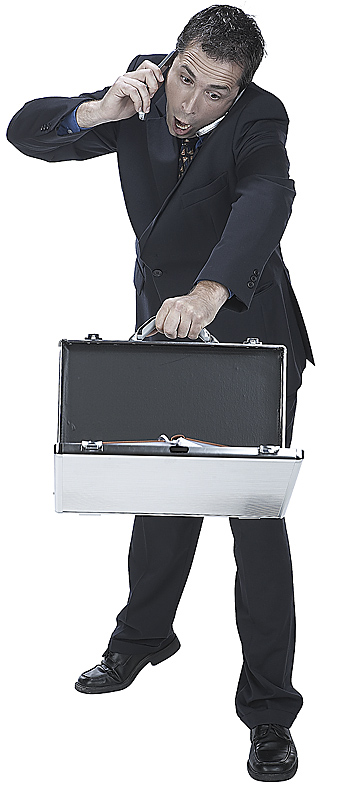 Job Search: What Happened to Process and Organization?