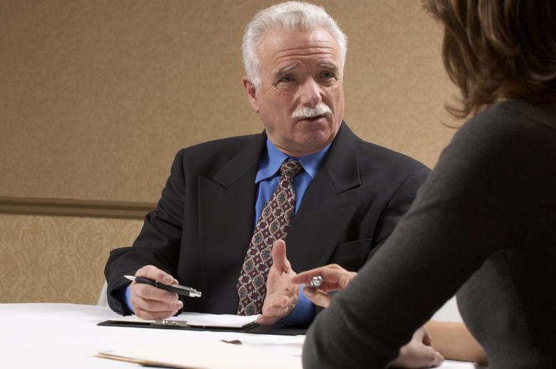 Job Salary Conversation