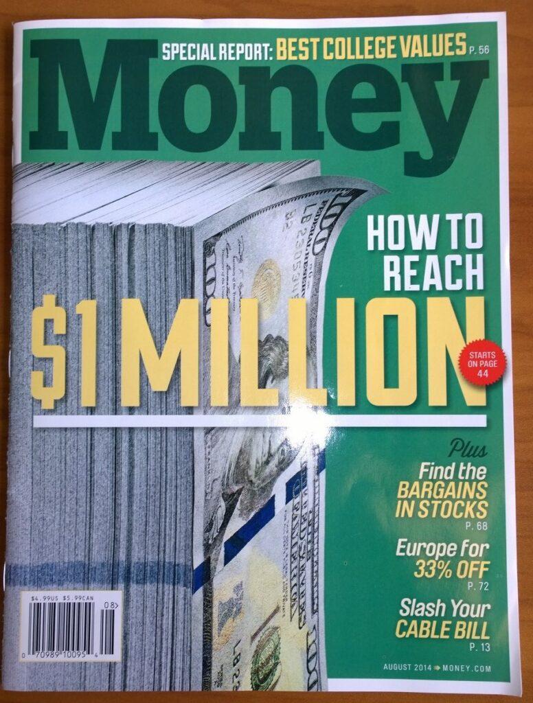 Money Magazine Issue with Dana Manciagli