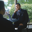 New Types of Interview Questions and How to Handle Them with a picture of an interview