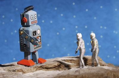Robo-Resume by Dana Manciagli