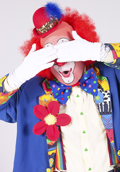 The Internal Job Search - You're Not Taking It Seriously with picture of a clown