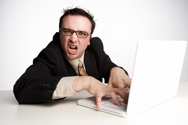 The Wrong Way to Solicit a Job via Social Media