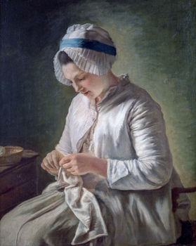The one thing that job seekers are surprised about - but shouldn't be represented by a person knitting