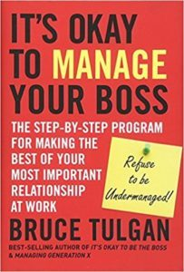 Tulgan Boss Management - Book