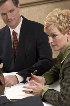 employee preparing to negotiate a pay raise