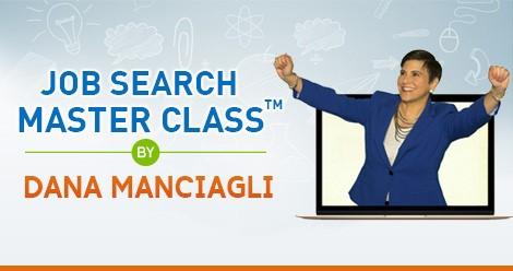 Job Search Master Class Logo