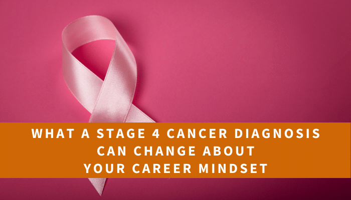 Pink breast cancer ribbon