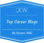 Voted top career blogs in 2018 by careers wiki
