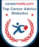 Voted top career advice website by careermetis.com